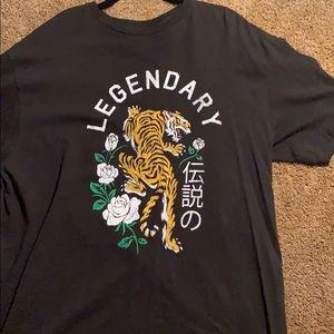 Legendary tiger shirt